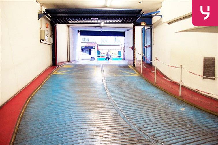 Parking Lamarck - Caulaincourt pas cher