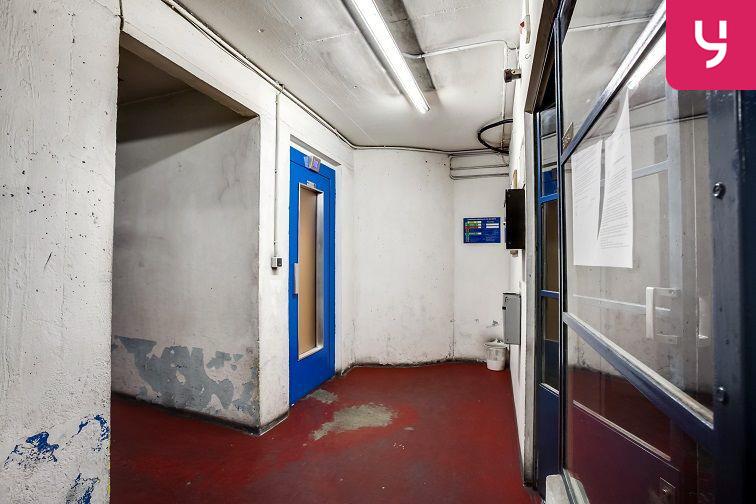 Parking Lamarck - Caulaincourt garage