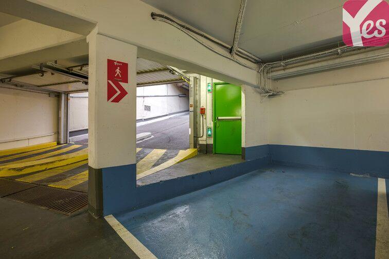 Parking Parc André Citroën - Paris 15 souterrain