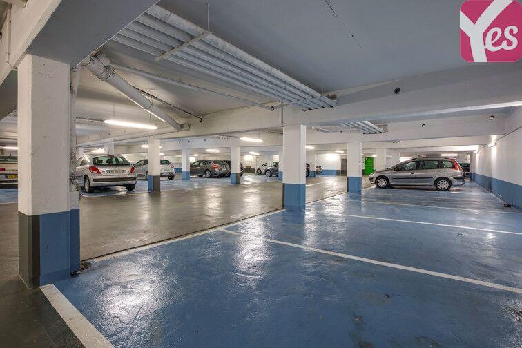 Parking Parc André Citroën - Paris 15 location mensuelle