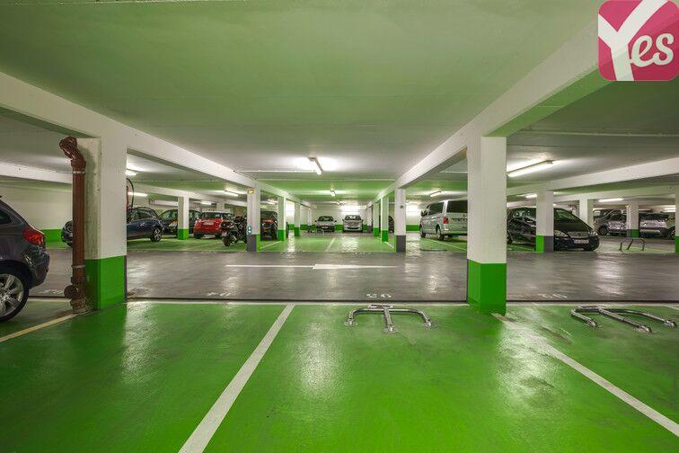 Parking Parc André Citroën - Paris 15 avis