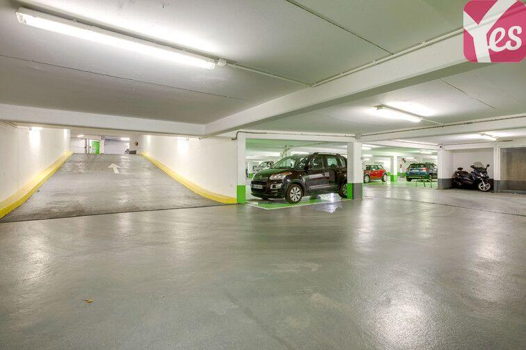 Parking Parc André Citroën - Paris 15 gardien