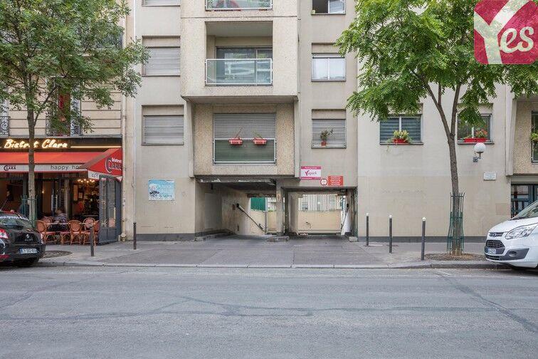 Parking Parc André Citroën - Paris 15 pas cher