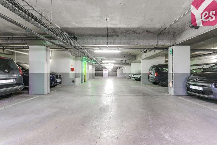Parking Félix Faure - Paris 15 garage