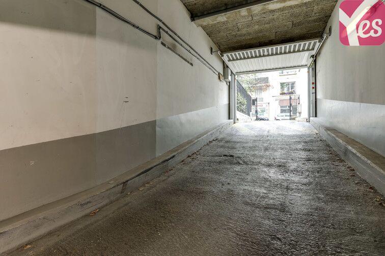 Parking Félix Faure - Paris 15 location mensuelle