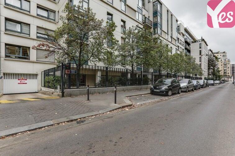Parking Félix Faure - Paris 15 souterrain