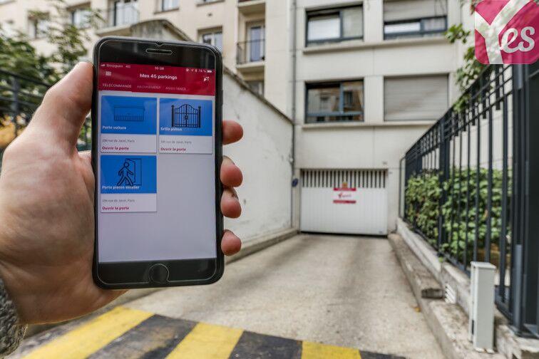 Parking Félix Faure - Paris 15 pas cher