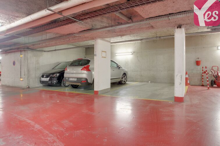 Parking Square Saint-Lambert - Paris 15 souterrain