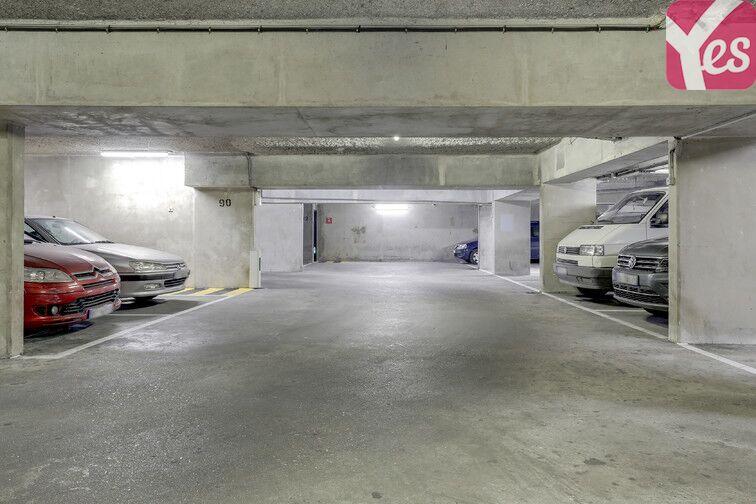 Parking Goncourt / Hôpital St Louis - Paris 10 24/24 7/7