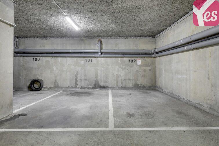 Parking Goncourt / Hôpital St Louis - Paris 10 2 Passage du Buisson Saint Louis