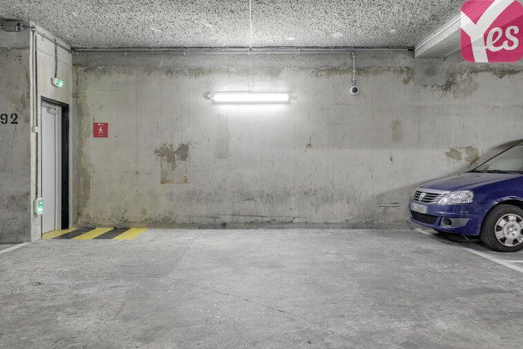 Parking Goncourt / Hôpital St Louis - Paris 10 pas cher