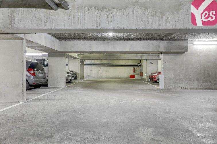 Parking Goncourt / Hôpital St Louis - Paris 10 Paris