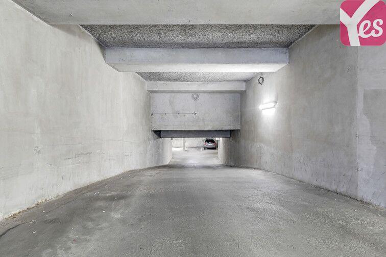 Parking Goncourt / Hôpital St Louis - Paris 10 location mensuelle