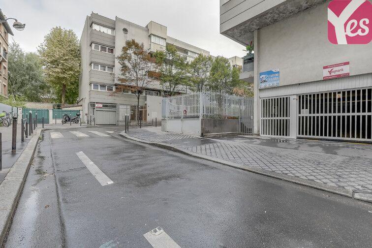 Parking Goncourt / Hôpital St Louis - Paris 10 75010