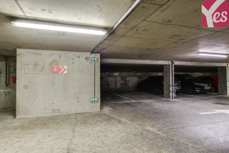 Parking Folie - Méricourt - Paris 10 Paris