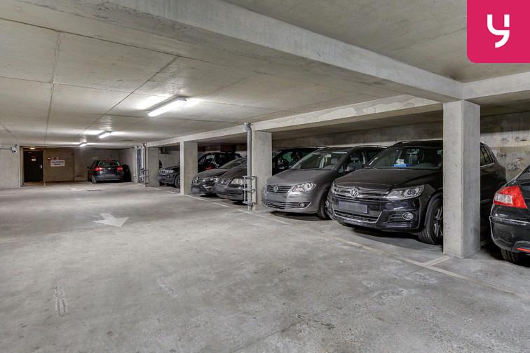 Parking Folie - Méricourt - Paris 10 gardien