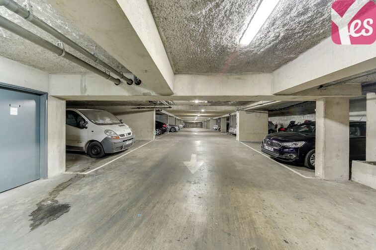 Parking Folie - Méricourt - Paris 10 souterrain