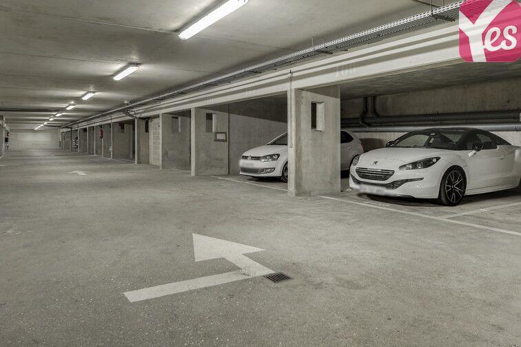 Parking Cité Rouge - Paris 10 75010
