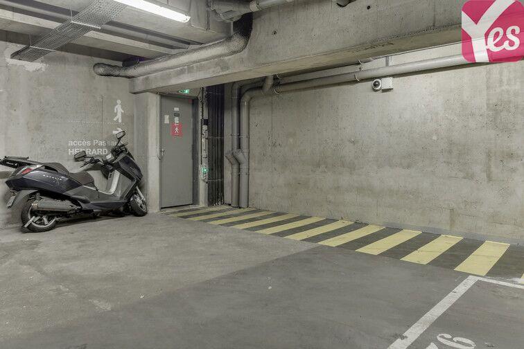 Parking Cité Rouge - Paris 10 garage
