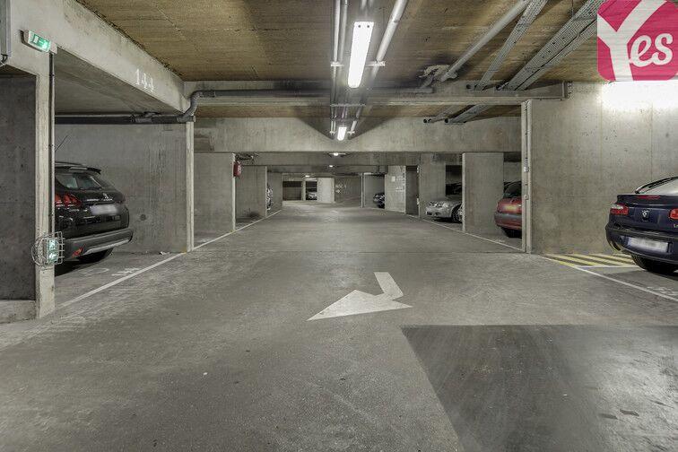 Parking Cité Rouge - Paris 10 box