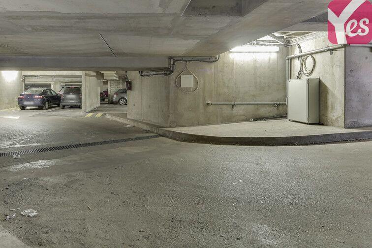 Parking Cité Rouge - Paris 10 sécurisé