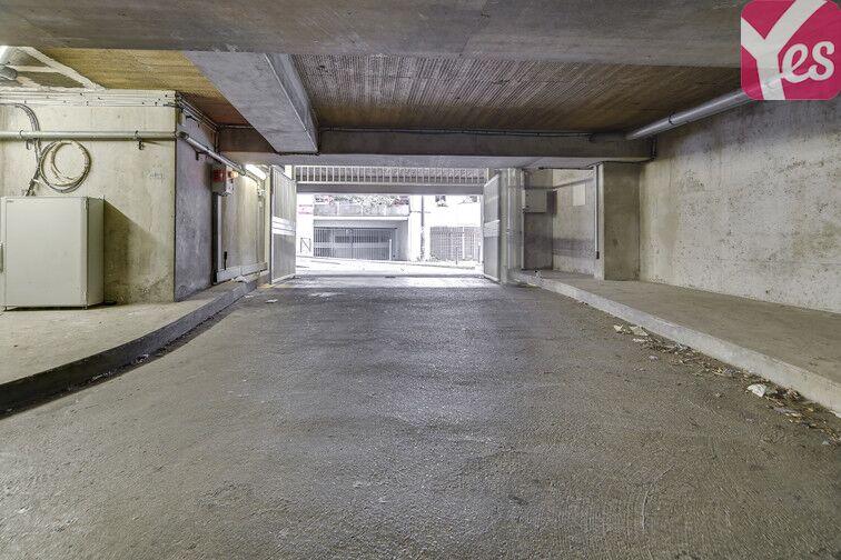 Parking Cité Rouge - Paris 10 location