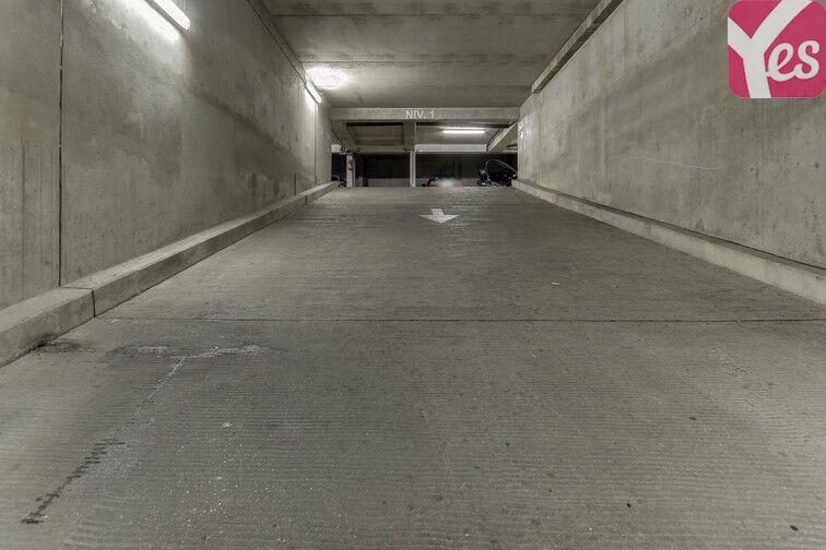 Parking Cité Rouge - Paris 10 23 passage Hébrard