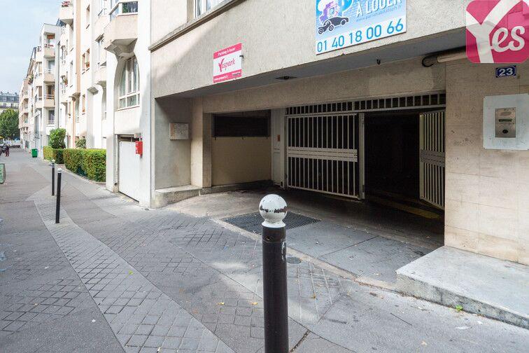 Parking Cité Rouge - Paris 10 en location