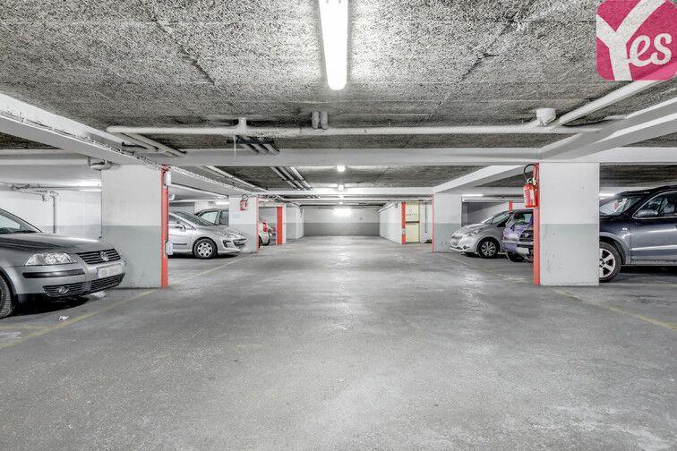 Parking Grange aux Belles - Paris 10 location mensuelle