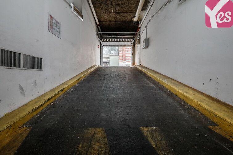 Parking Grange aux Belles - Paris 10 souterrain