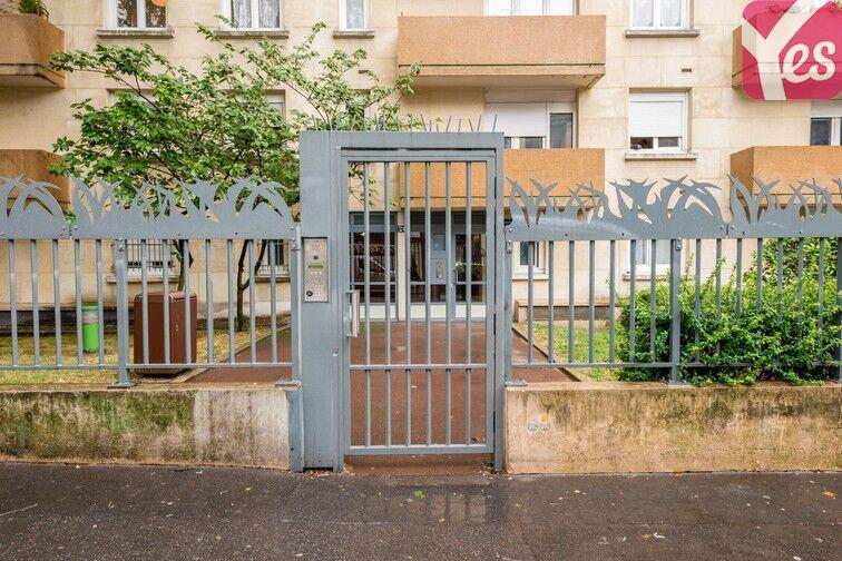 Parking Sambre et Meuse - Paris 10 sécurisé