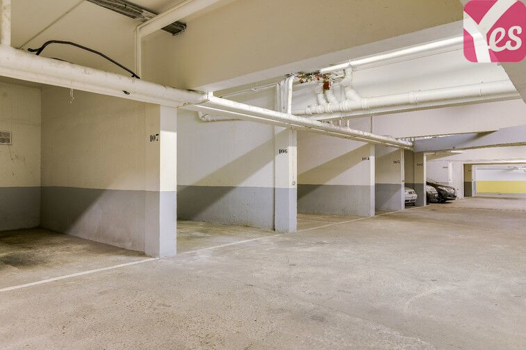 Parking Sambre et Meuse - Paris 10 à louer