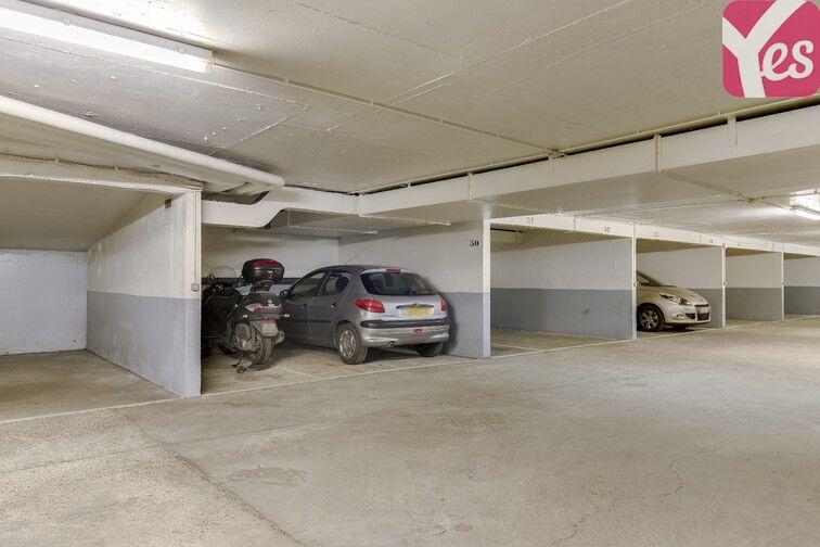 Parking Sambre et Meuse - Paris 10 Paris
