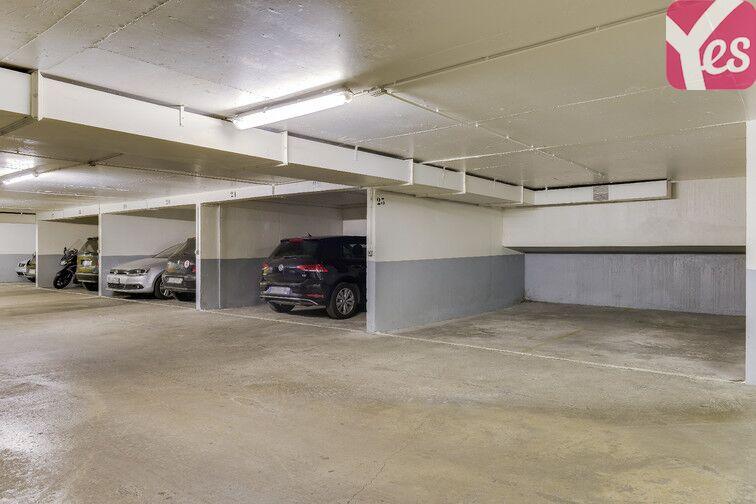 Parking Sambre et Meuse - Paris 10 souterrain