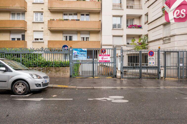 Parking Sambre et Meuse - Paris 10 gardien