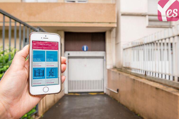 Parking Sambre et Meuse - Paris 10 location