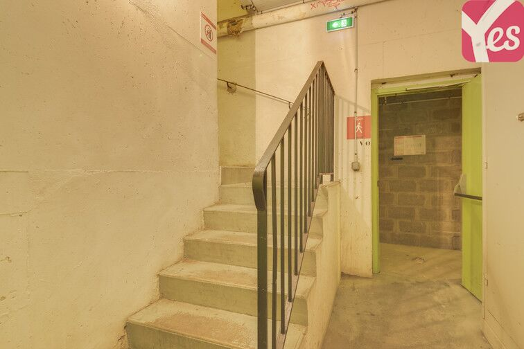 Parking Rue des Boulets - Paris 11 souterrain