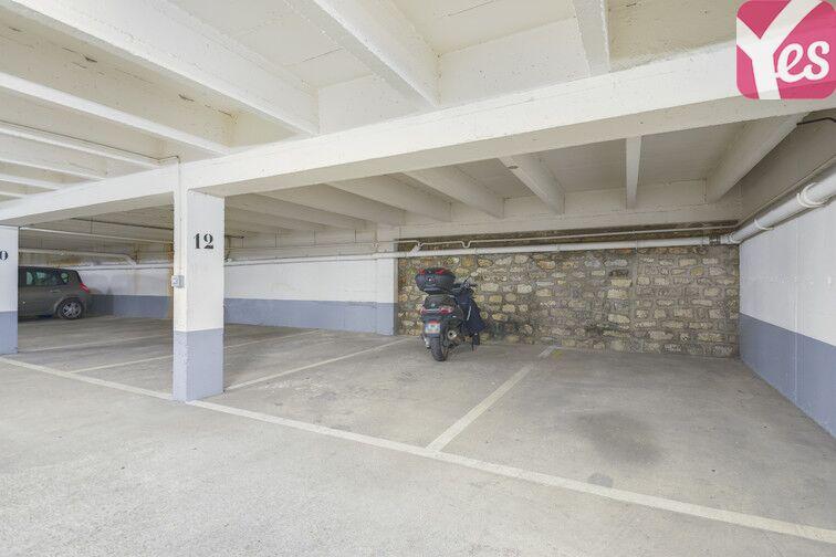 Parking Rue des Boulets - Paris 11 location