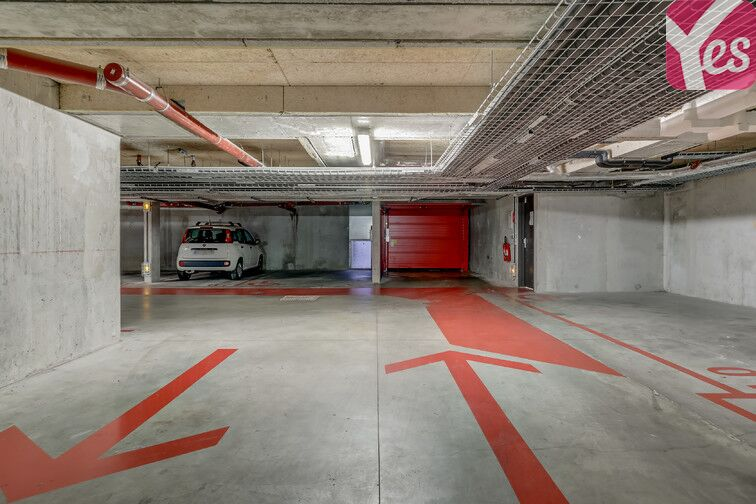 Parking Boulevard de Charonne - Paris 11 sécurisé
