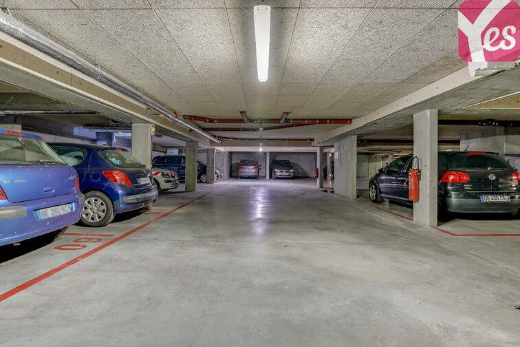 Parking Boulevard de Charonne - Paris 11 24/24 7/7