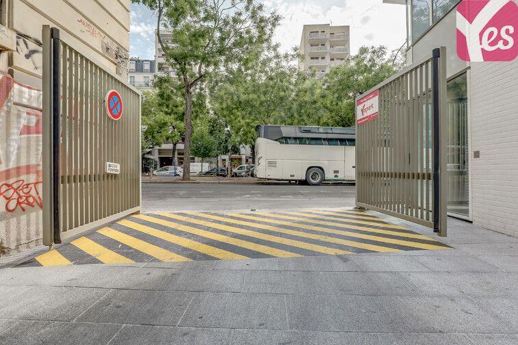 Parking Boulevard de Charonne - Paris 11 75011