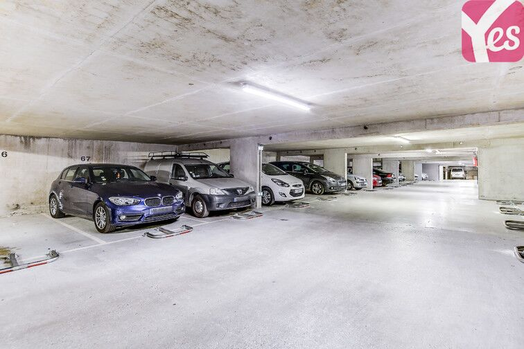 Parking Charonne - Bagnolet - Paris 11 box