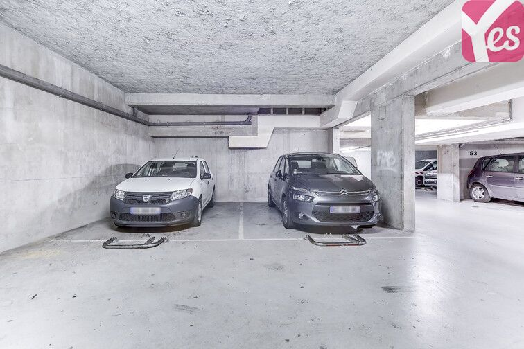 Parking Charonne - Bagnolet - Paris 11 gardien