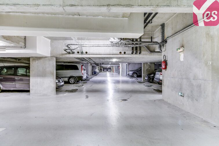 Parking Charonne - Bagnolet - Paris 11 en location