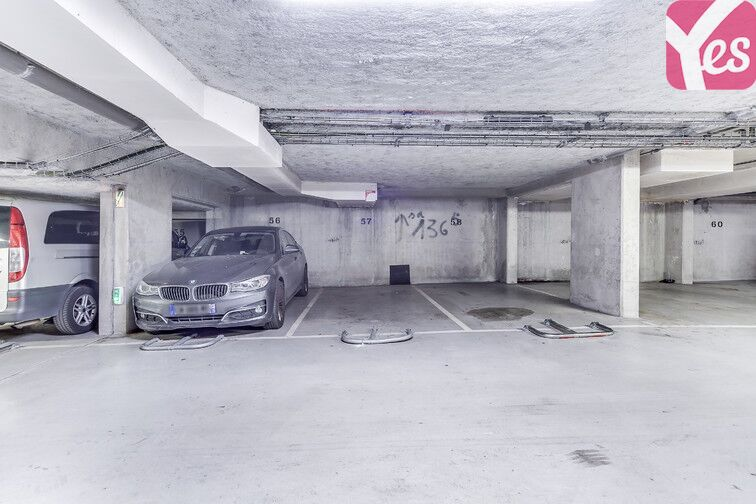 Parking Charonne - Bagnolet - Paris 11 24/24 7/7