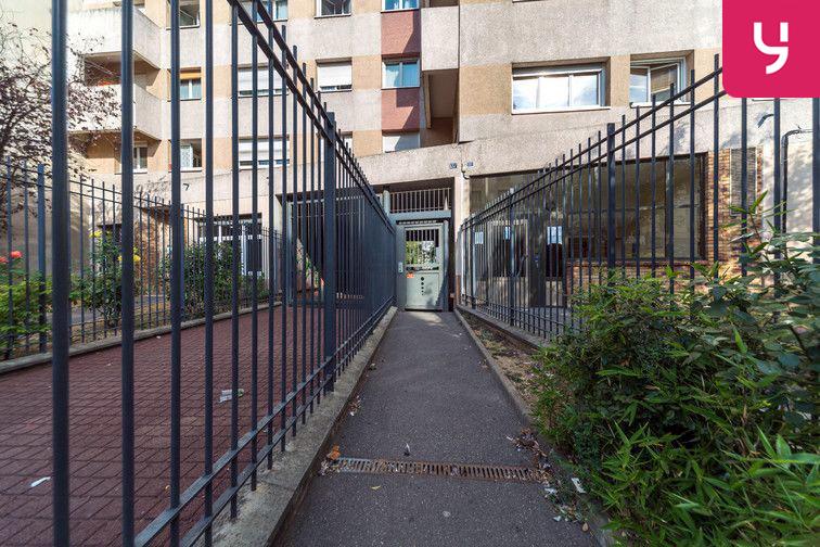 Parking Nouveau Belleville - Paris 11 gardien