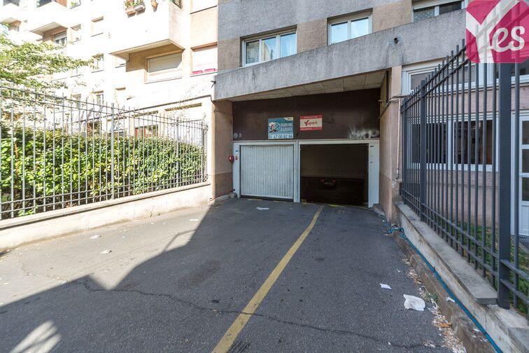 Parking Nouveau Belleville - Paris 11 garage