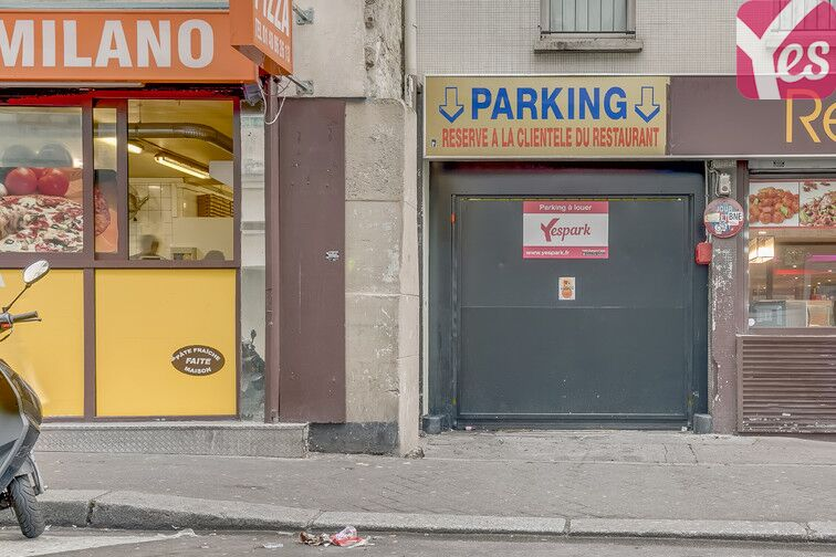 location parking Square Jules Verne - Paris 11