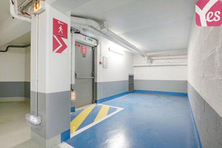 Parking Square Jules Verne - Paris 11 souterrain