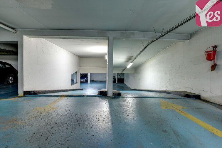 Parking Centre Médical Stalingrad - Paris 19 75019